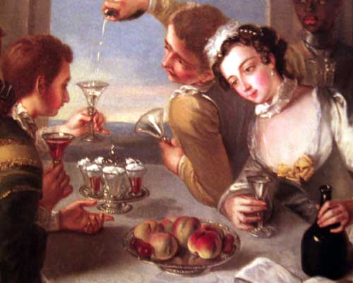 The Sense of Taste Philip Mercier (1680-1760)