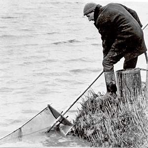 elver fisherman