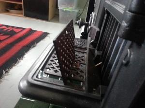 range toasting plate