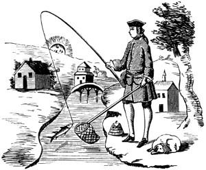 tudor fisherman
