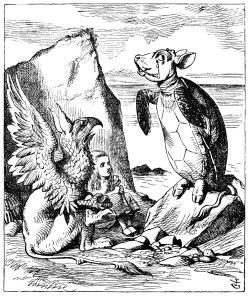 mock turtle